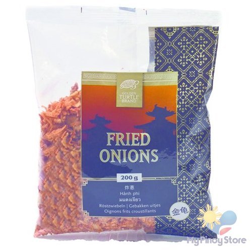 Fried Onions 200 g - Golden Turtle