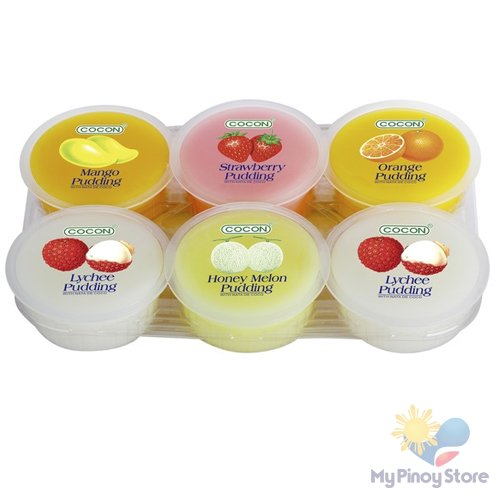 Fruit Pudding 480 g - Cocon
