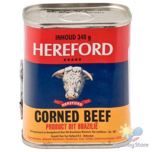 Corned beef 340 g - Hereford