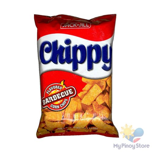 Chippy Barbecue 110 g - Jack & Jill's